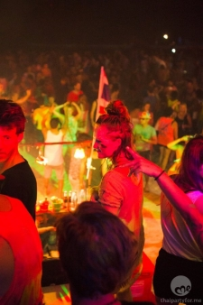 Full Moon Party  album October 2013